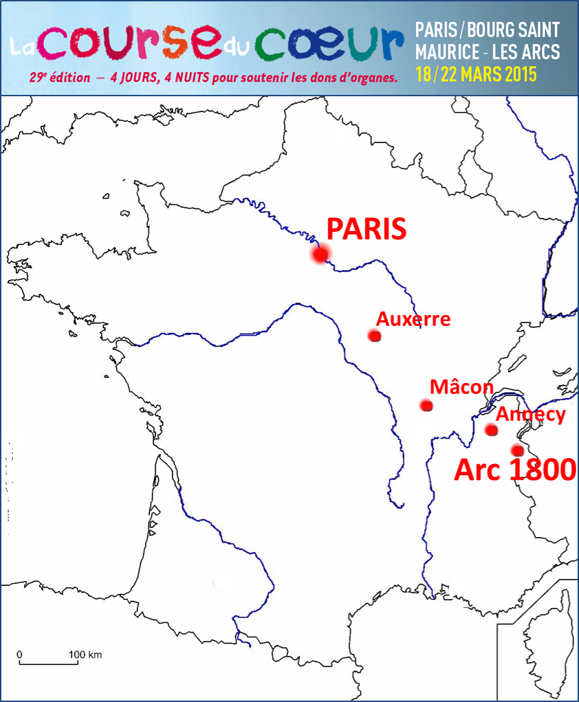 Carte parcours - CDC 2015